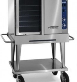 "Imperial Convection Oven, Single, Bakery Depth, Catering Style, 38""W"