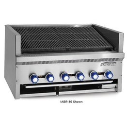 Imperial Counter Top Broiler, (13) Burners, 72""