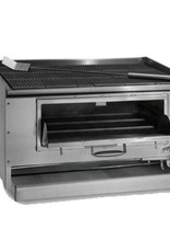 """Imperial Counter Top Mesquite Wood Broiler, 60""""W x 27""""D"""