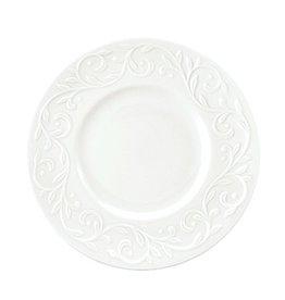 "Lenox Dessert Plate, LENOX, ""Opal Innocence Carved"", 7-1/4"" (16 Pcs)"