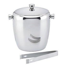 """Lenox Ice Bucket w/Tongs, LENOX, 7-1/2"""" (1-1/2 Doz)"""