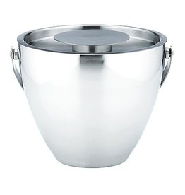 "Lenox Ice Bucket w/Lid, LENOX, 6-1/2"" (8 Pcs)"