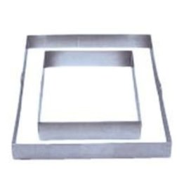 Allied Metal Sheet Pan Extender, S/S, Half Size