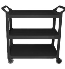 "Update International Bus Cart, 31"" x 16"" x 37"""