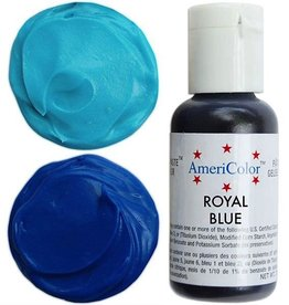 Ateco Color Gel, Royal Blue
