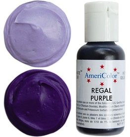 Ateco Color Gel, Regal Purple