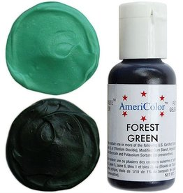 Ateco Color Gel, Forest Green
