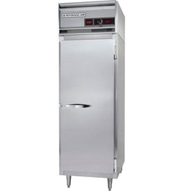 Beverage Air Reach-In Warming Cabinet, 1 Section, 21.5 cu.ft.