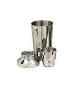 American Metalcraft Cocktail Shaker Set, 8 oz, 3 Pcs
