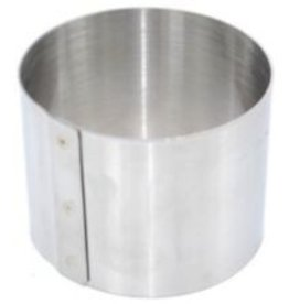 """Allied Metal Cake Ring, 3"""" x 2-3/8"""""""