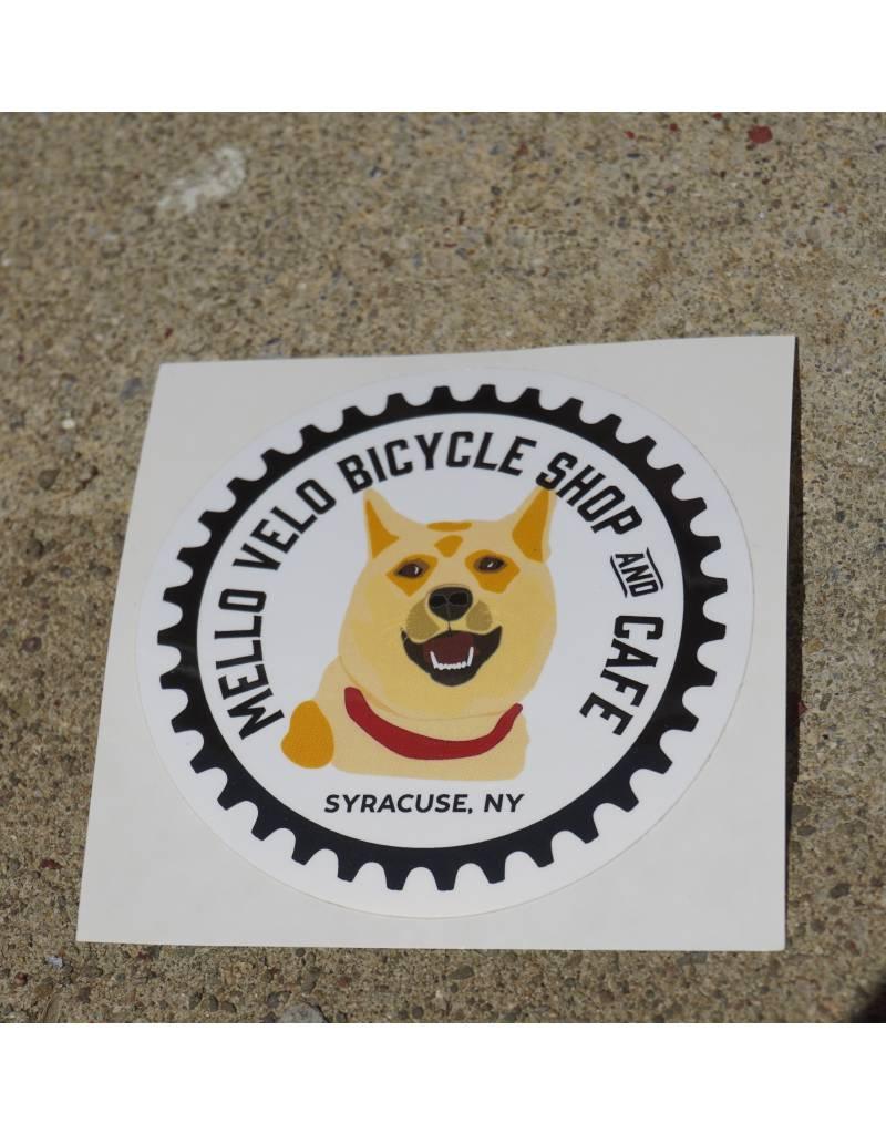 Mello Musa Sticker