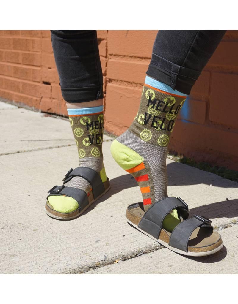 Mello Velo SockGuy Team Socks
