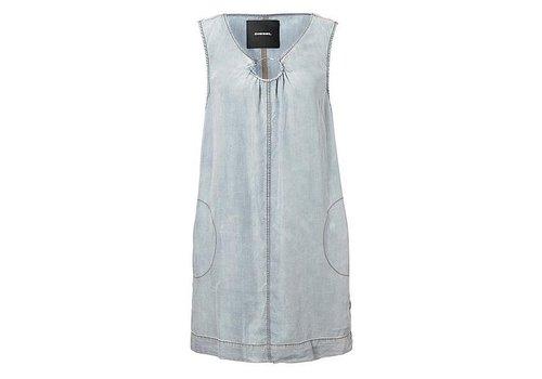 Diesel De-Isbec denim dress