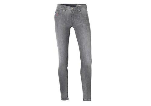 Diesel Livier ankle skinny jeans