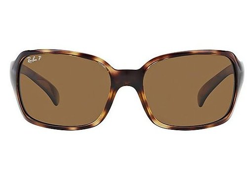 Rayban Hip brown women sunglasses