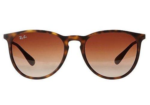Rayban Erika brown women sunglasses