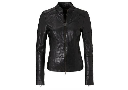 Goosecraft Leather jacket water resistant