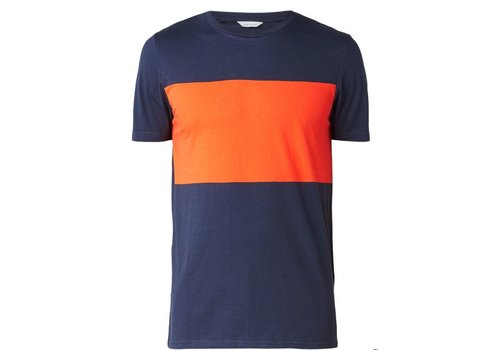 samsoe samsoe Bimm color blocking t-shirt