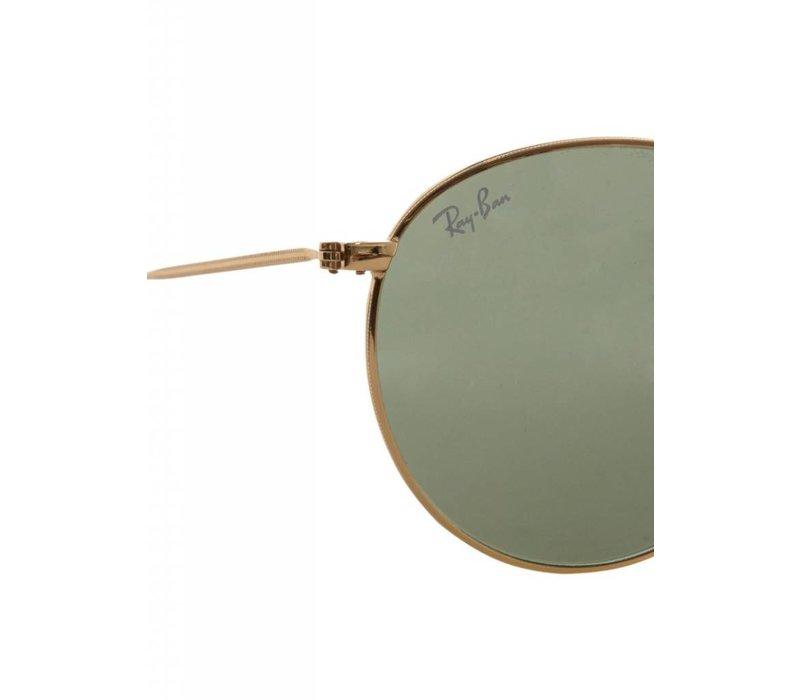 Round Metal men sunglasses