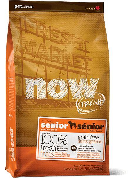 Now Fresh Senior 6lb