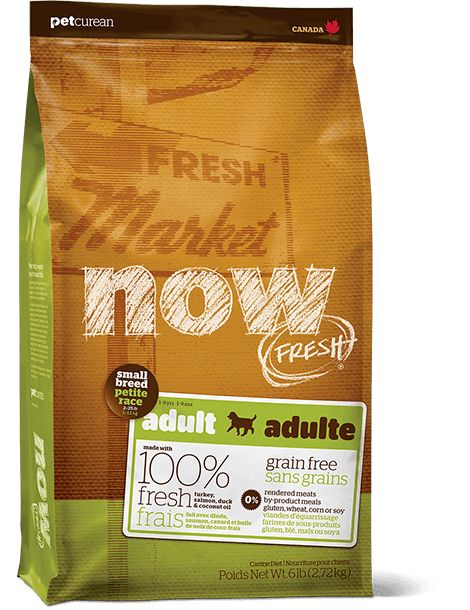 Petcurean Now Fresh Small Breed Adult 12lb