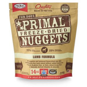 Primal Primal Dog Freeze Dried Lamb 14oz
