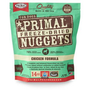 Primal Primal Dog Freeze Dried Chicken 14oz