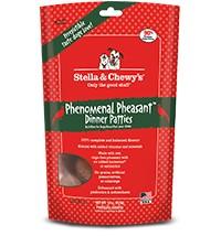 Stella & Chewys Stella Dog Freeze Dried Pheasant 5.5oz