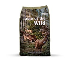 Taste of the Wild Taste of the Wild Pine Forest Formula for Dogs- 14lb