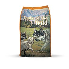 Taste of the Wild Taste of the Wild Dog High Prairie Puppy- 5lb