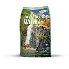 Taste of the Wild Taste of the Wild Rocky Mountain Feline® Formula with Roasted Venison & Smoked Salmon- 15lbs