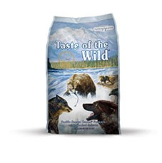 Taste of the Wild Taste of the Wild Pacific Stream Canine® Formula with Smoked Salmon- 15lbs