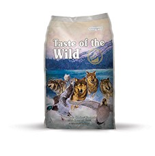 Taste of the Wild Taste of the Wild Wetlands Canine® Formula with Roasted Fowl- 15lbs