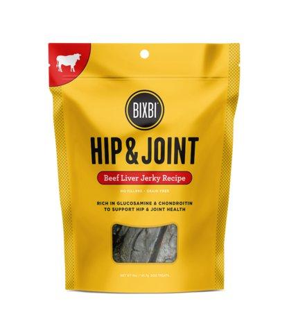 Bixbi Bixbi Hip & Joint Beef Liver 5oz