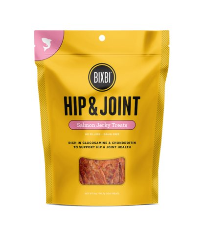 Bixbi Bixbi Hip & Joint Salmon Jerky 5oz