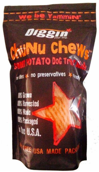 Diggin Your Dog Diggin Chunu Chew 5oz