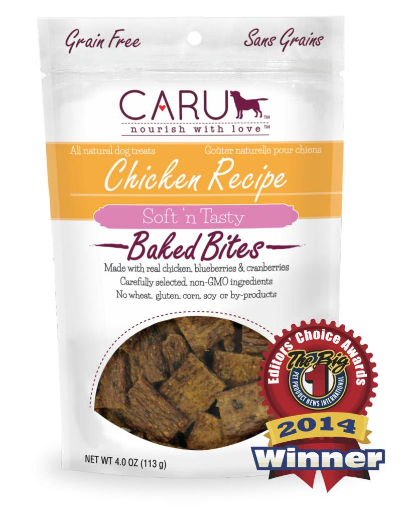 CARU Caru Chicken Bites 4oz