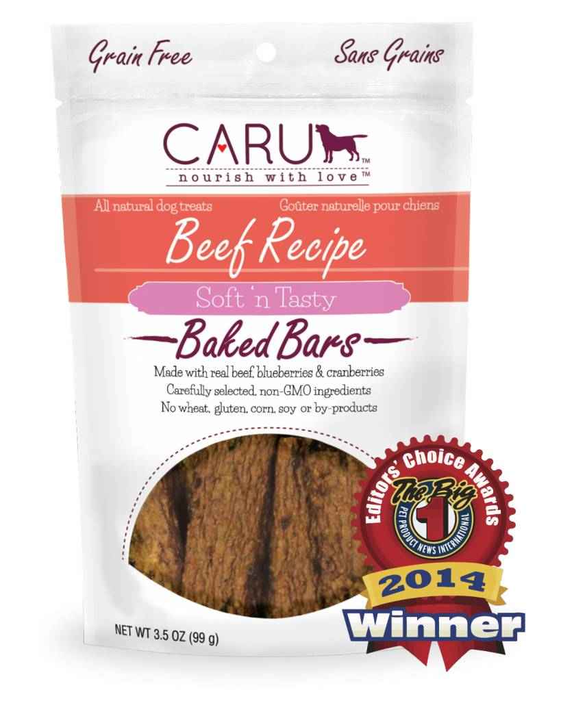 CARU Caru Beef Bars 3.5oz