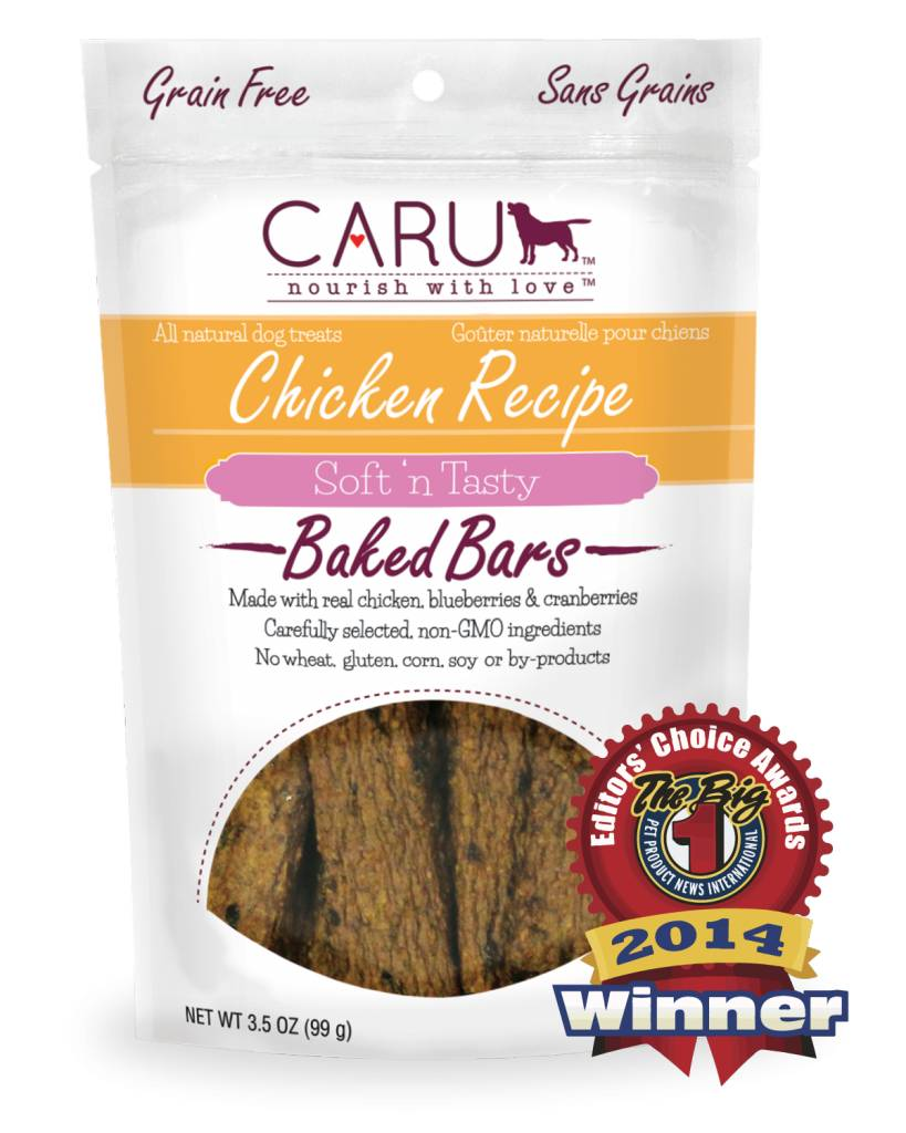 CARU Caru Chicken Bars 3.5oz