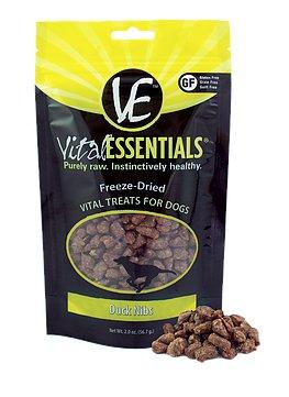 Vital Essentials Vital Essentials Duck Nibs 2oz