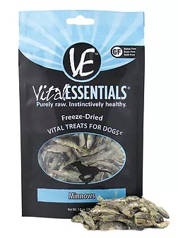 Vital Essentials Vital Essentials Minnows 1oz
