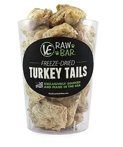 Vital Essentials Vital Essentials Freeze-Dried Turkey Tails Case