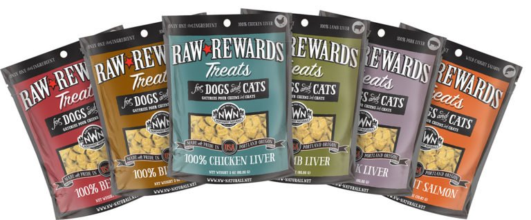 Northwest Naturals NW Chicken Liver Treats 3 oz