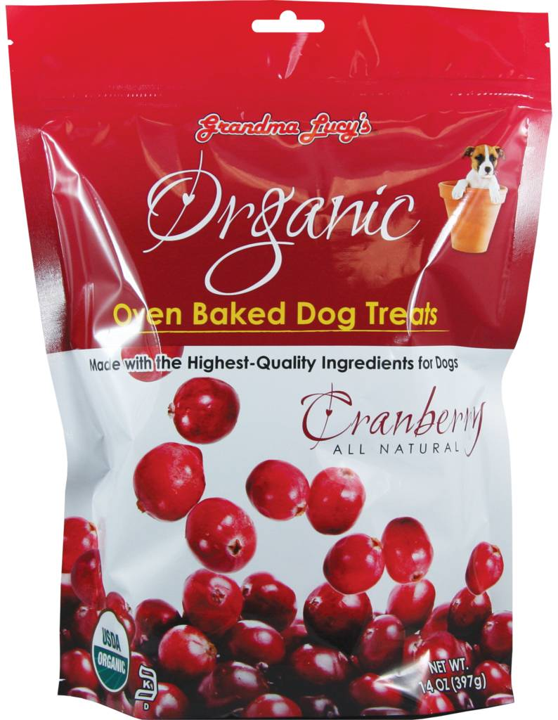 Grandma Lucy GL Organic Cranberry 14oz