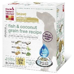 The Honest Kitchen Honest Kitchen Limited Ingredient Fish 4lb