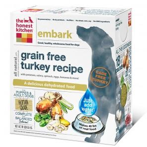 The Honest Kitchen Honest Kitchen Turkey 2lb