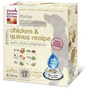 The Honest Kitchen Honest Kitchen Limited Ingredient Chicken 10lb