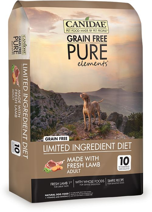 Canidae Canidae Pure Elements 24lb
