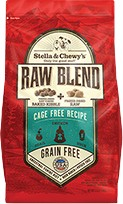 Stella & Chewys Stella & Chewy's Raw Blend Cage Free 3.5lb