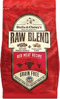 Stella & Chewys Stella & Chewy's Raw Blend Red Meat 10lb